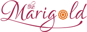 The Marigold Sticky Logo